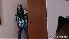 Skinny blonde teen tease first time Spooking Your Stepcrony&#039_s sisters