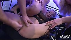 Laura &amp_ Jaqueline X-Bukkake-BJ-Ficken-Fuck-Cum on Face