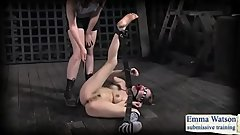 Emma Watson - Hermione submissive training -  28 minutes