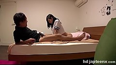 He likes fucking Japanese teen student in uniform [hd.japteenx.com]