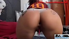 Girl fan of As Roma fc with big ass does zing more at wWw.QueensWebcam.ML