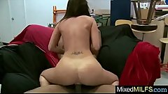 Gianna Foxxx like to ride monster black dick