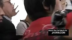 Asian Teen Gets Molested On The Bus. Watch The Full Movie At: JAVXN.COM