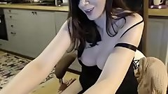 Horny Gorgeous Slut Masturbating On Web Cam