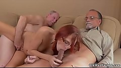 Step daddy vintage and pussy Frannkie And The Gang Take a Trip Down