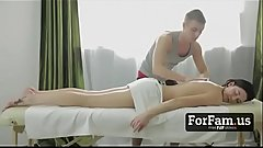 Massage With Perfect Ending - FREE Full Videos at Forfam.us