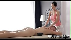 Erotic massage vids