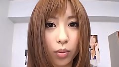 College beauty ends wicked japan porn with cum on her boobs