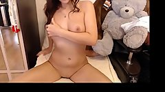 My Girlfriends Hot Mom CamsX.org Shaved Camgirl Enjoying P1