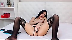 Girlfriend POV CamsX.org Skinny Girl Masturbating P1
