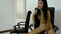 Asian Hot Teen Cumming On Live Cam
