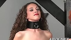 In nature&#039_s garb beauties love the extreme bondage porn on cam