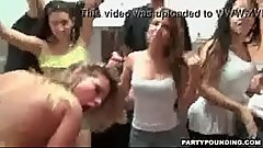 GREAT PARTY AT HOME AMATEUR