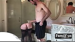 Mom Got Stuck, SON ENJOYS - FREE Mother Videos at Familf.us