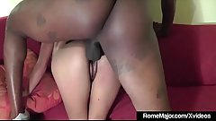 Hot Selma Sins Talks Dirty In Spanish Fucking BBC Rome Major