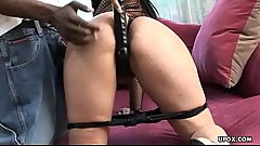 Lex is ravaging this girl'_s wet pussy and her deep ass